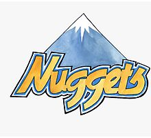 NUGGETS Photographic Print