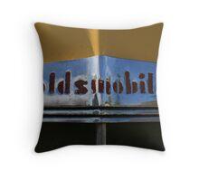 Oldsmobile Throw Pillow