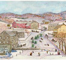 Mill Village  by gmcallison