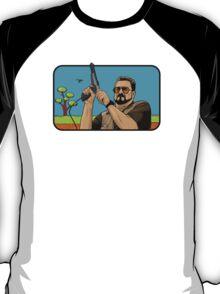 Duck hunting on Shabbos (Digital Duesday #1) T-Shirt