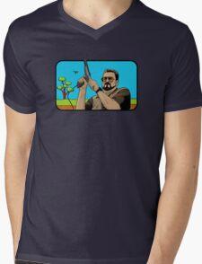 Duck hunting on Shabbos (Digital Duesday #1) Mens V-Neck T-Shirt