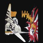 WHAAM IN THE SKY!   by Maurz