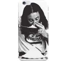 Cocaine  iPhone Case/Skin