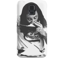 Cocaine  Samsung Galaxy Case/Skin
