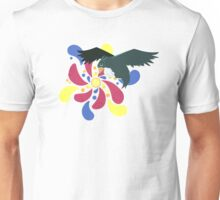 Abstract Sun Particles Unisex T-Shirt