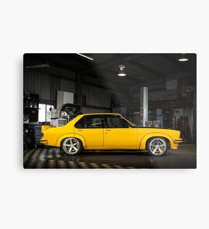 Ricci Camilleri's Holden Torana Metal Print