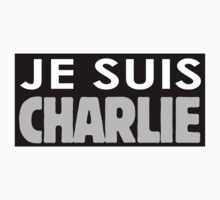 JE SUIS CHARLIE Kids Clothes