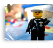 lego love Canvas Print