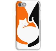Helping Hands Calico iPhone Case/Skin
