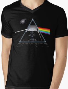Darkside Mens V-Neck T-Shirt