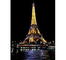 Magic Paris Photographic Print
