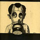 Gas Mask by Jake Karry