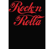 Rock N Rolla (Coca Cola) Photographic Print