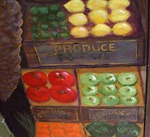 PRIVATE PANTRY by artist4peace