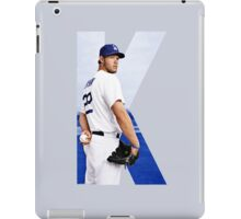 "Beink ""K is for Kershaw""  iPad Case/Skin"
