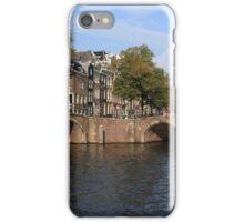 Amsterdam Stone Arch Bridge iPhone Case/Skin