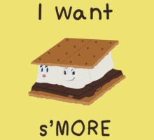 I want S'MORE Kids Clothes