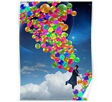 Qalander, The Extrasolar Balloon Wala Poster