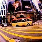 Central, Hong Kong by Elaine Li