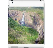 Wallaman Falls iPad Case/Skin