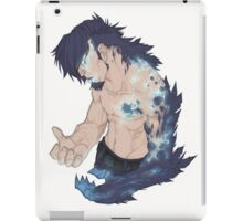 Unexpected metamorphosis iPad Case/Skin