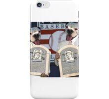 HOF DOG iPhone Case/Skin