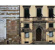 Lucca, Italy Photographic Print