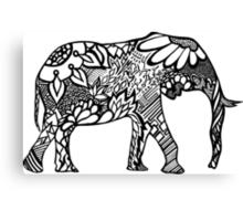 Elephant_ove Canvas Print