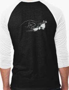 surfer Men's Baseball ¾ T-Shirt