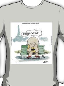 Charlie Hebdo: Grief  T-Shirt