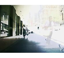Collins Street, Midday Photographic Print