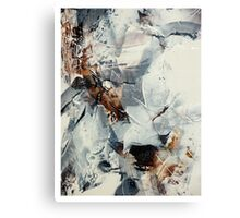 'section of abstraction' Canvas Print