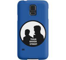 TEAM BAKER STREET Samsung Galaxy Case/Skin