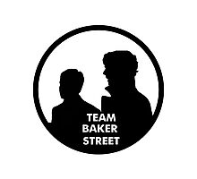 TEAM BAKER STREET Photographic Print