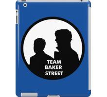 TEAM BAKER STREET iPad Case/Skin