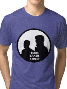 TEAM BAKER STREET Tri-blend T-Shirt