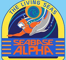 Seabase Alpha The Living Seas by joshbailey