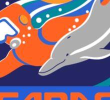 Seabase Alpha The Living Seas Sticker