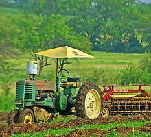 Nothing Runs Like A Deere by Lisa Miller