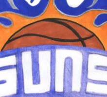 SUNS HAND-DRAWING DESIGN Sticker
