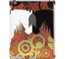 Country Yin & Yang Horses iPad Case/Skin