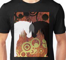 Country Yin & Yang Horses Unisex T-Shirt