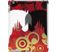 Imperial Yin & Yang Horses iPad Case/Skin