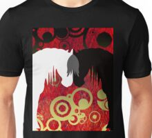 Imperial Yin & Yang Horses Unisex T-Shirt