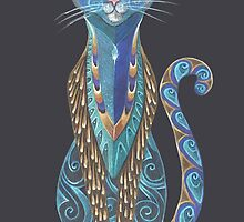 Cat Totem by Jezhawk