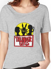 Thunder Girls are GO! Women's Relaxed Fit T-Shirt
