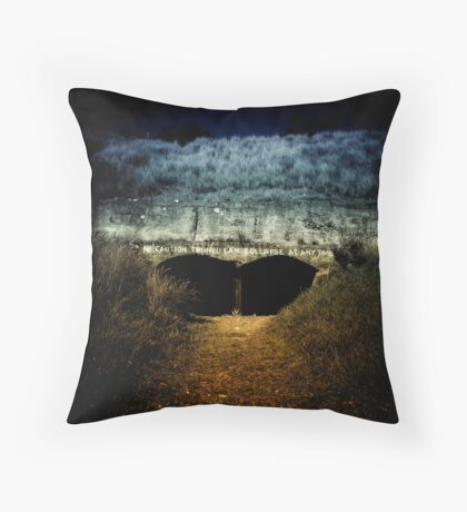 Virgil? Throw Pillow