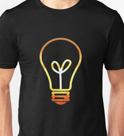 Lightbulb! Unisex T-Shirt
