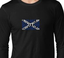Perfect Scottish Long Sleeve T-Shirt