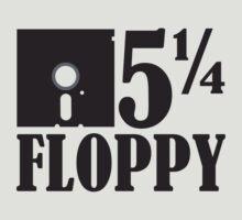 5.25 inch Floppy by Hema Sabina